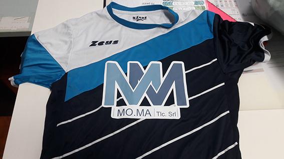 sponsor su maglia calcio